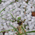 small hail