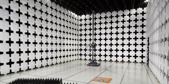 EMI Testing NTS Boxborough