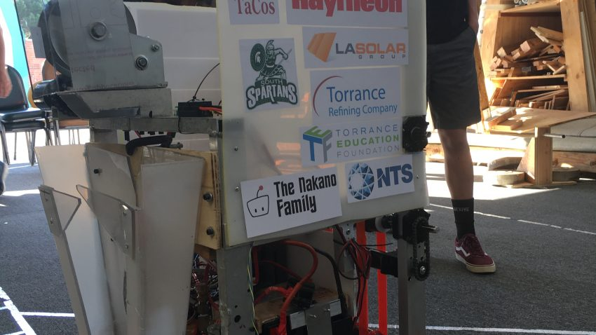 Torbots 1197 Robot Reveal Nts News Center