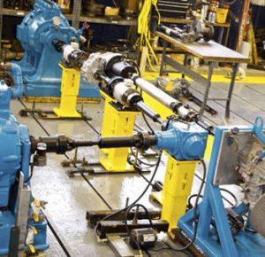 dynamometer testing at NTS detroit