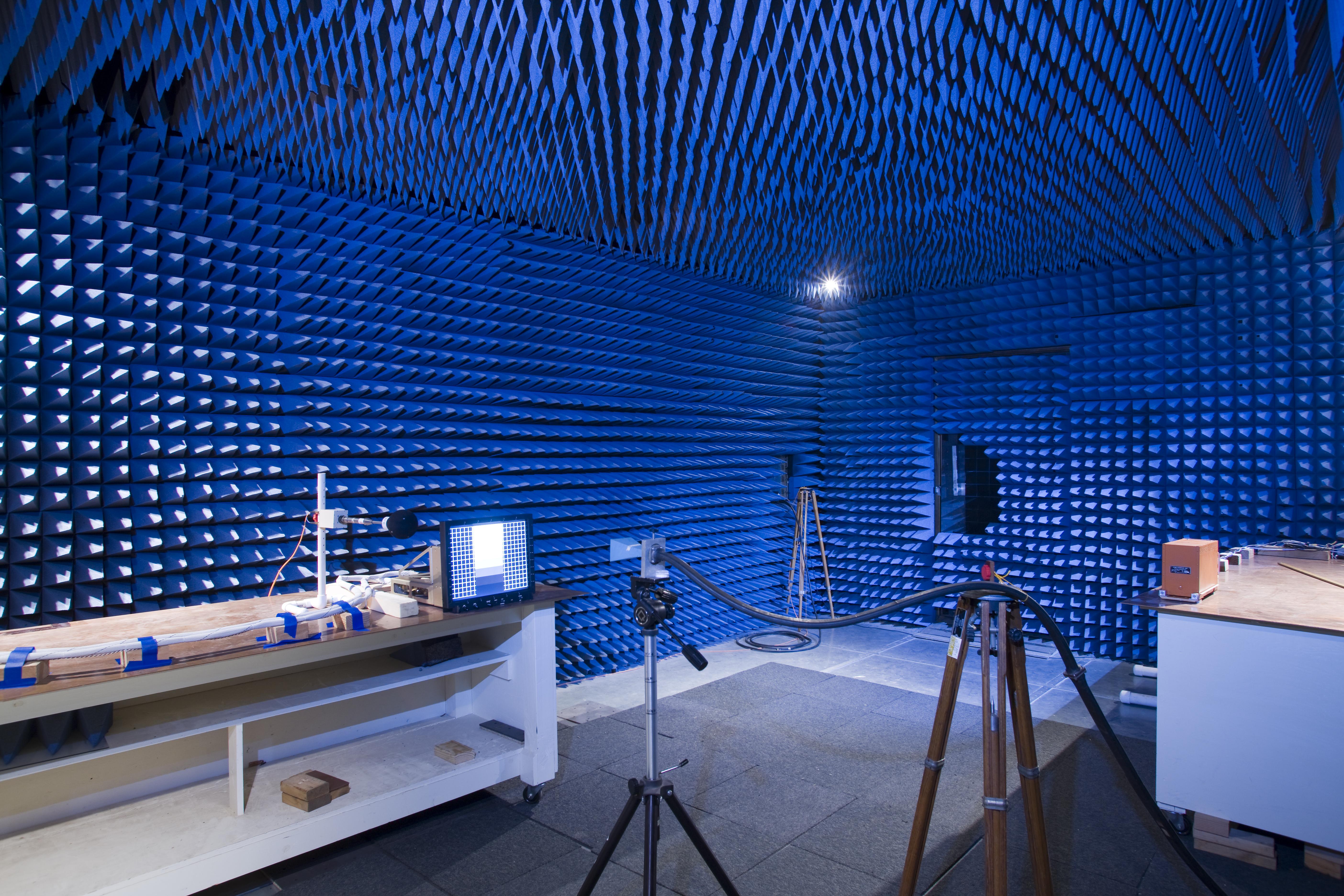 NTS emi/emc testing lab in rustburg