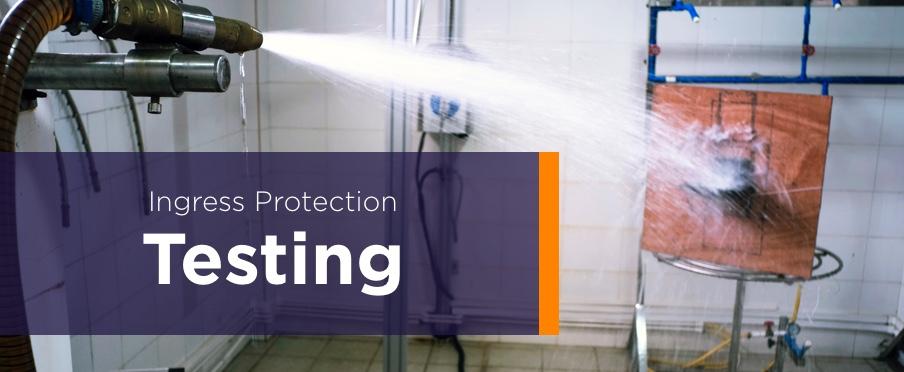 ingress protection testing