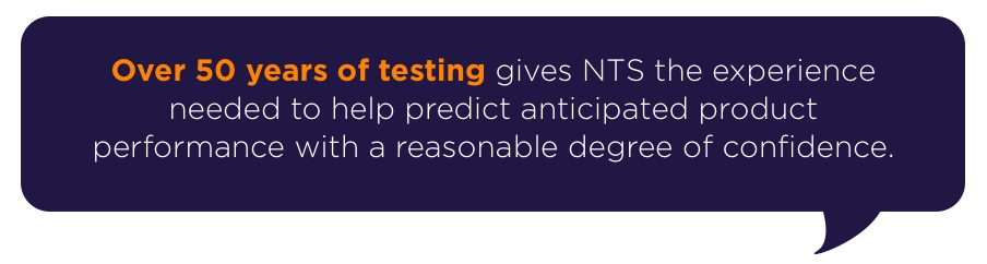 NTS Testing Experience