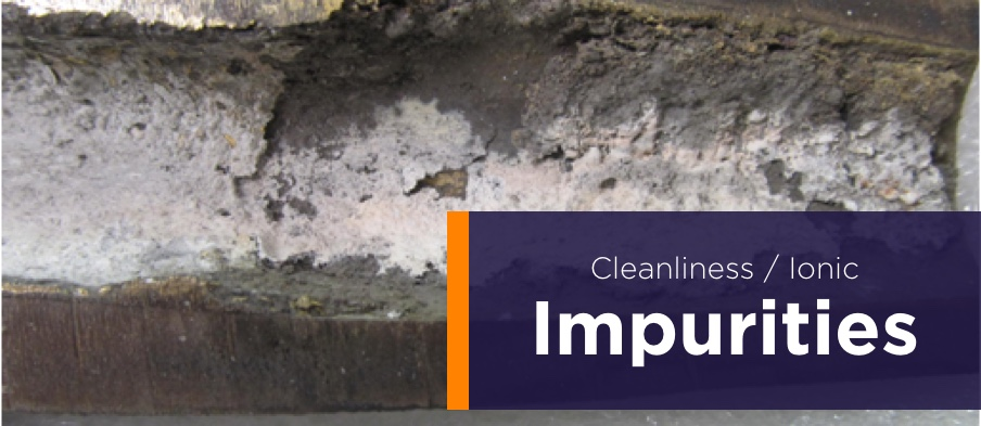Chemical Testing - Cleanliness/Ionic Impurities