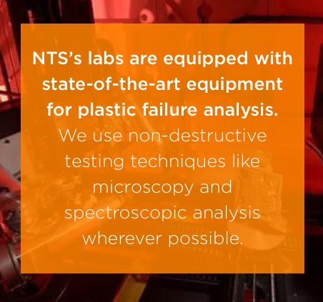 plastic failure analysis