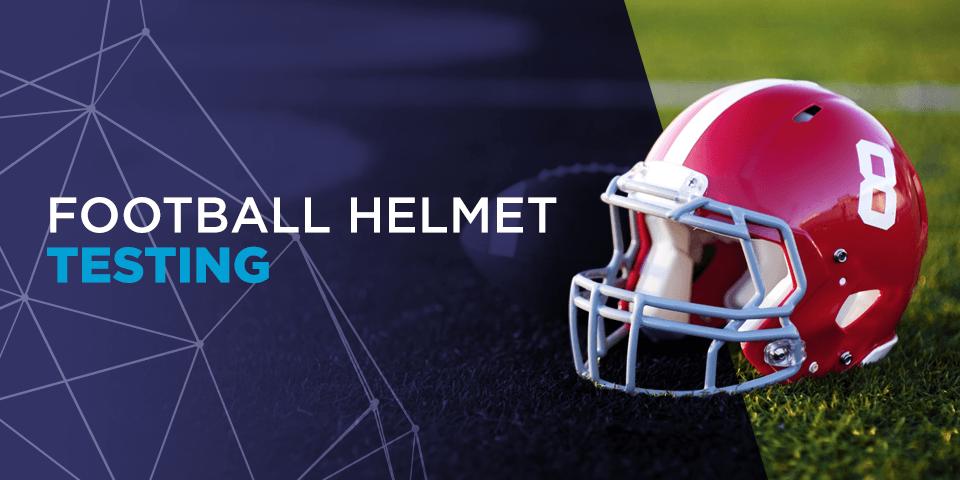 football helmet testing