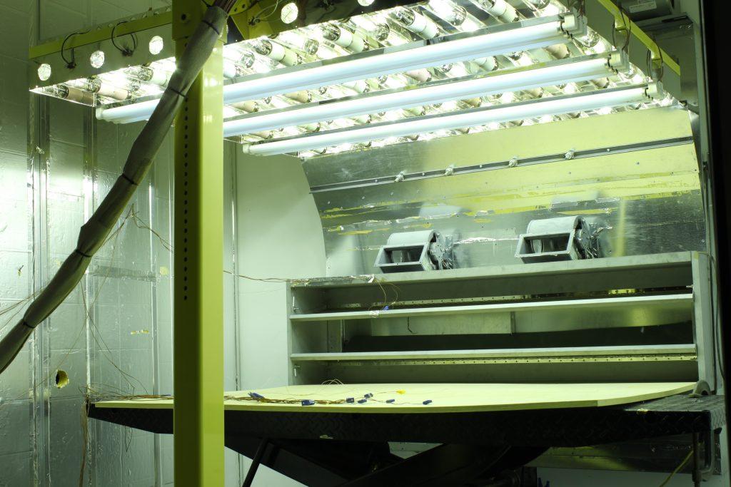 MIL-STD-810 Procedure 2 Solar Testing