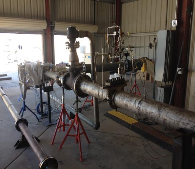 pneumatics testing facility