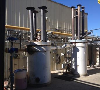 Pneumatic Testing Heaters