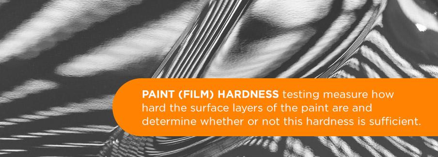 paint hardness