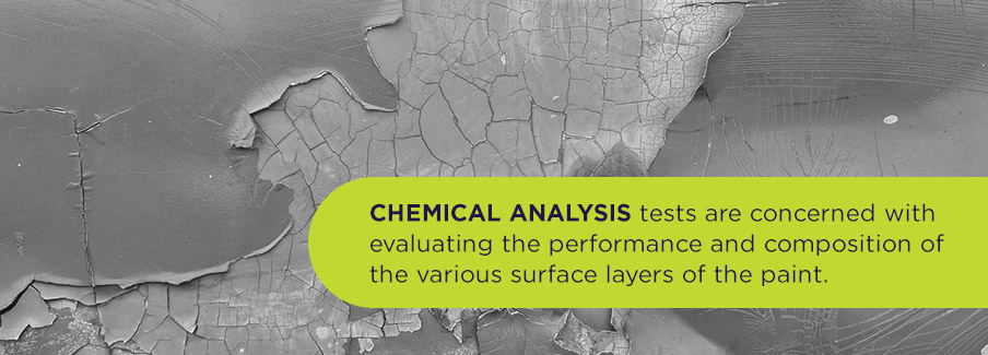 chemical paint analysis