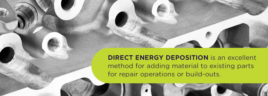 direct energy deposition