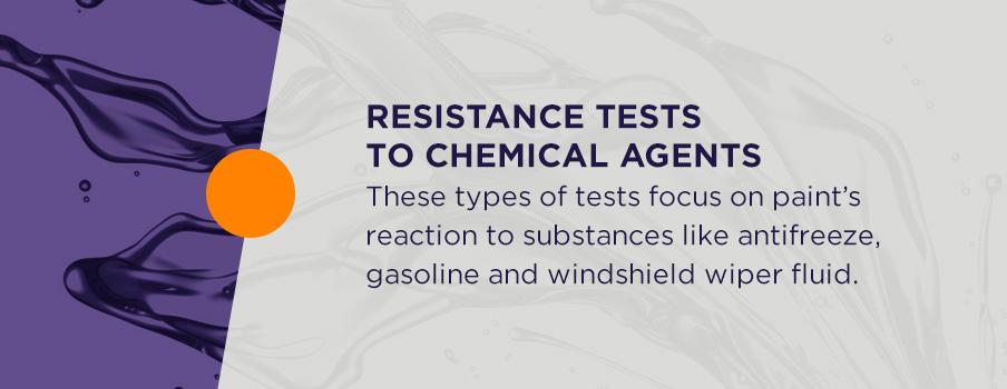 resistance tests