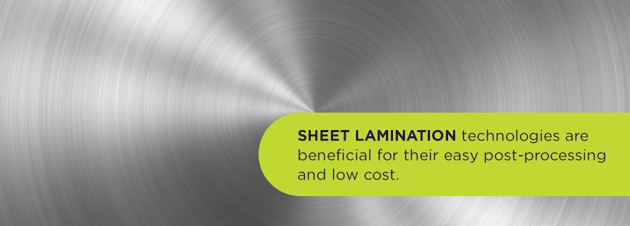 sheet lamination