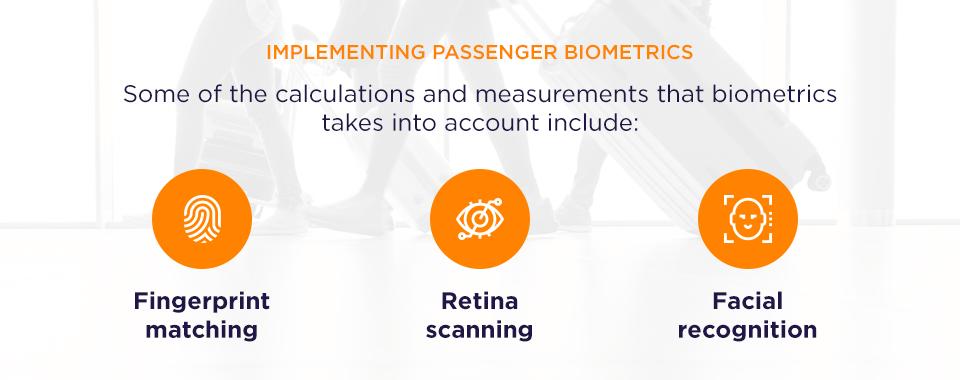 passenger biometrics