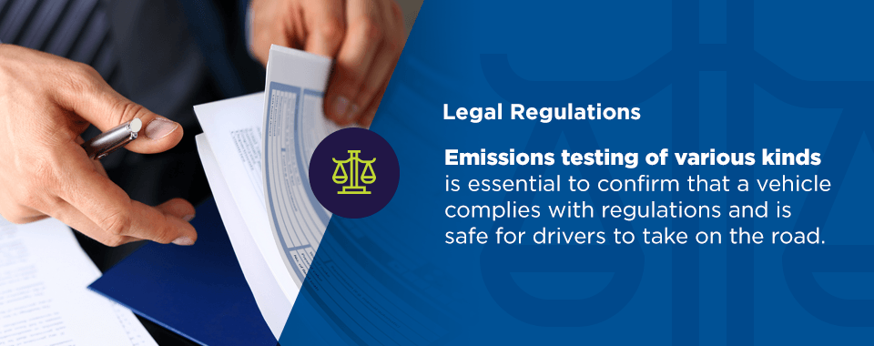 automotive legal regulations