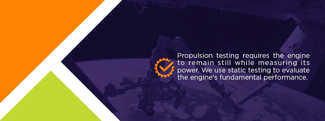 propulsion testing