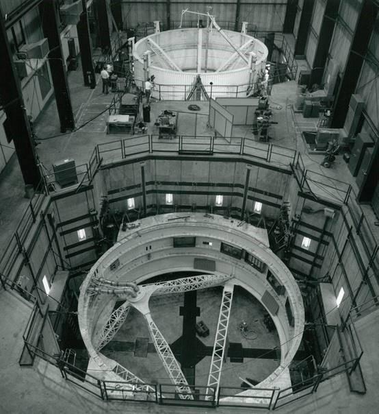 Saturn V testing
