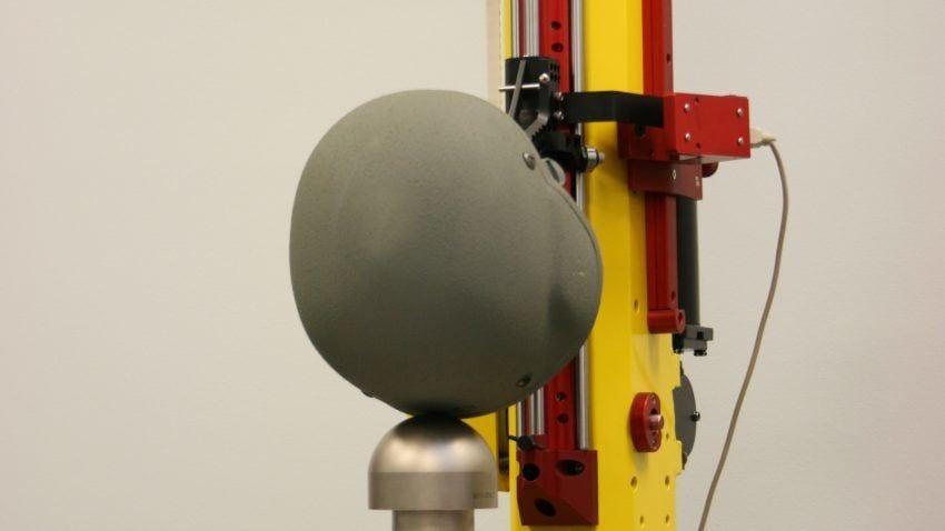 helmet-impact-machine
